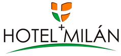 Hotel Milán Logo